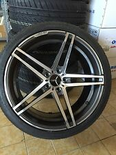 19 Zoll Xtreme Alu Felgen für Mercedes E S SLK CLK SL Klasse W211 AMG E63 W171