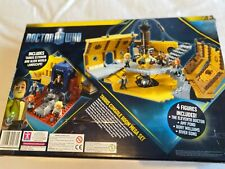 Doctor Who Character Building Tardis Console Room Mega Set Incomplete