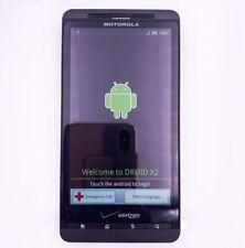 Motorola MB870 Droid X2 Verizon Smartphone - GOOD + Chrger