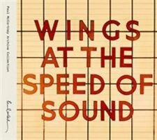 PauL McCartney Wings At The Speed Of Sound Archive Collection CD NEW remastered