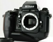 Almost MINT Nikon F4S SLR 35mm Film Camera Body Only from JAPAN