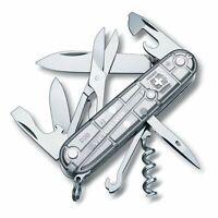 Couteau suisse CLIMBER SILVERTECH de Victorinox. NOUVEAU