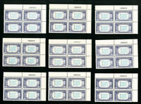 US Stamps # 916 XF OG NH Lot of 20 Clean PBs of 4