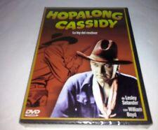 HOPALONG CASSIDY LA LEY DEL REVOLVER DVD NUEVA PRECINTADA