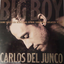Carlos Del Junco - Big Boy (CD1998 Big Reed) Eclectic Harmonica Blues Near MINT