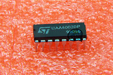1PCS New UAA4002DP Manufacturer:ST Encapsulation:DIP-16