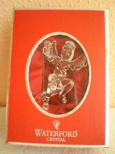Waterford Crystal: ALBERO di Natale da appendere Angel ornamento: 2004: Irlanda