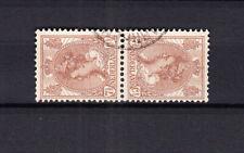 Nederland 61b Keerdruk 1924 gestempeld