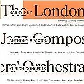 Zurich Concerts, Barry Guy & the London Jazz Comp CD | 7619942500528 | New