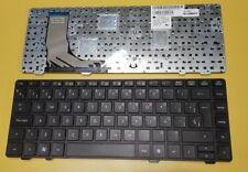 Teclado Español Hp Probook 6360B negro con marco     0120087
