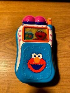 Sesame Street Elmo's World Talking Cell Phone Fisher Price 2002