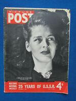 Picture Post Magazine - 7th November 1942