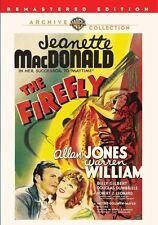 THE FIREFLY (1937 Jeanette MacDonald) - Region Free DVD - Sealed