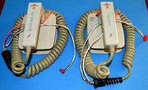 Hewlett Packard ECG Defib 4311OMC Adult & Infant Defibrillation Paddles EKG