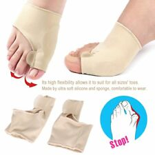 2pcs Big Toe Bunion Socks Straightener Corrector Hallux Valgus Relief Foot Pain