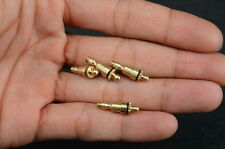 brass Oilers for Steam engine With closures NEW Live Steam