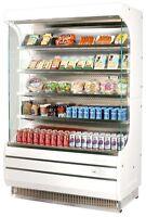 "Turbo Air 40"" Open Display Refrigerated Merchandiser TOM-40"