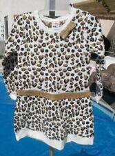 Leopard Sweater Dress (3T) Girls New & FREE SHIP