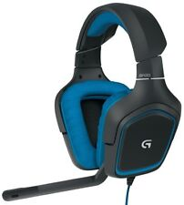 NEW Logitech G430 Surround Sound Gaming Headset with Dolby 7.1 Technology