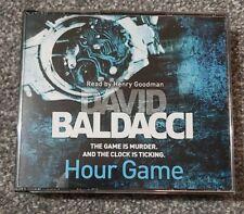 Hour Game von David Baldacci 4cd Hörbuch gekürzte