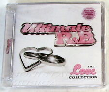 VARIOUS ARTISTS - ULTIMATE R&B THE LOVE COLLECTION 2009 - 2 CD Sigillato