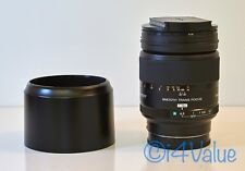 Bokeh King!! Sony 135mm f/2.8 STF Lens SAL135F28, MSRP $1400