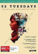 52 Tuesdays (DVD, 2014) REGION-4, NEW, FREE SHIPPING WITHIN AUSTRALIA