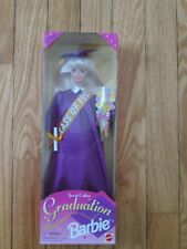 1997 Graduation Barbie Mattel Special Edition #16487 20 years old NEW