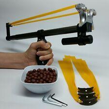 Tirachinas telescópico slingshot deportivo profesional caza pesca competición