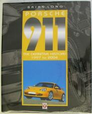 Porsche 911 The Definitive History 1997 To 2004 Brian Long ISBN 1904788424 Book