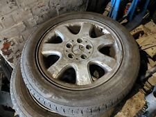 MERCEDES CLK SLK C CLASS 16 INCH SPARE WHEEL AND TYRE 205/55/16