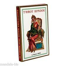 Tarot Hindou de Madame Indira - 30 Cartes +Livret (carte)