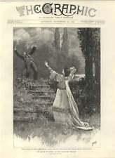 1892 Queen Of Manoa Haymarket Theatre Building Societies And Banking