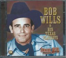Bob Wills & His Texas Playboys - Country Music Legends 2CD NEW/SEALED