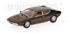 LAMBORGHINI URRACO - 1972 - BROWN  Minichamps 436103320