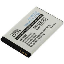 HANDYAKKU Ersatzakku Batterie für Nokia 6230 6230i 6260 6270  6300 6600 B-L4C