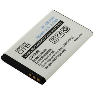 Handyakku Replacement Battery For Nokia 6230 6230i 6260 6270 6300 6600 BL-4C