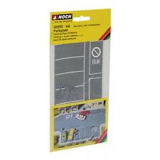 Noch Parking Place & Meters 60550 HO Scale (suit OO also)