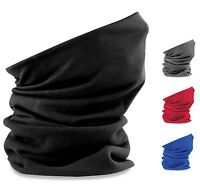 Mens / Ladies Fleece MORF Neck Warmer Winter Ski Skiing Snood Scarf