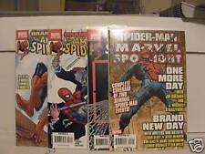 Amazing Spider-man #546 547 548 BRAND NEW DAY