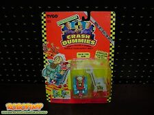 """INCREDIBLE CRASH TEST DUMMIES """"SKID THE KID"""" TYCO RARE UNOPENED MOSC"""
