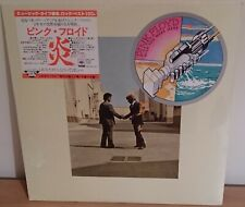 PINK FLOYD WISH YOU WERE HERE JAPAN SEALED LP wywh Roger Waters David Gilmour