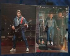 NECA Back To The Future Marty McFly Ultimate Audition Deluxe Collection Figure!