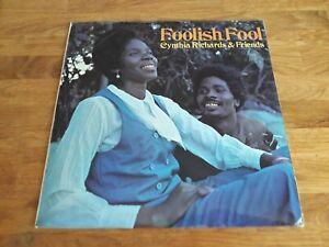 Cynthia Richards & Friends , Foolish Fool , Clandisc Label