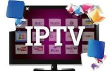 IPTV subscription - 12 months  UK MAG M3U - IOS - SmartTV Android Firestick VOD