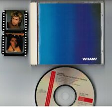 WHAM! Music From The Edge Of Heaven JAPAN CD 32.8P-148 ex.Rental George Michael