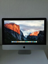 "apple iMac 21"" inch MID 2011 2.80ghz i7 500gb 8gb AMD HD 6750M 512MB video used"