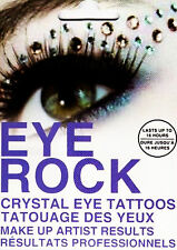 EYE ROCK CRYSTAL Temporary Eye Make Up Tattoo Stickers Type 5