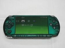 F646 Sony PSP 3000 console Green Handheld system Japan x