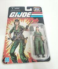 GI Joe 25th Covert Operations Lady Jaye Figure MOC